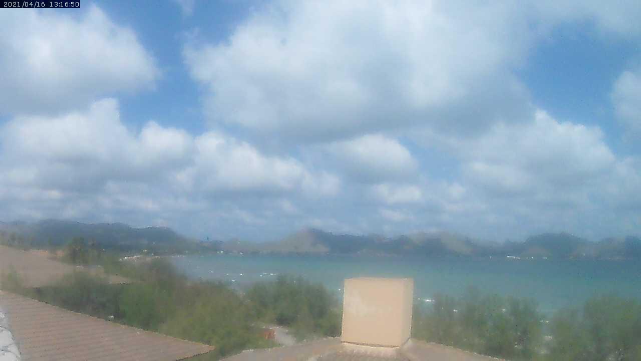 Webcam Puerto Pollenca Mallorca